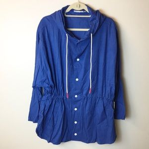 NWT Stitch Fix x Katie Sturino Linen Blend Jacket